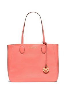 MICHAEL MICHAEL KORS Mae Leather Tote
