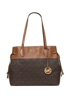 MICHAEL Michael Kors Marina Large East-West Drawstring Tote Bag