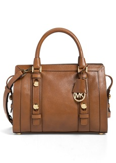 MICHAEL Michael Kors 'Medium Collins' Leather Satchel