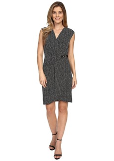 MICHAEL Michael Kors Nezla Faux Wrap Dress