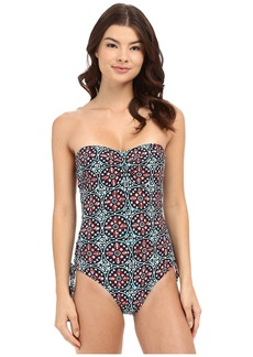 MICHAEL Michael Kors Nui Side Inset Maillot One-Piece