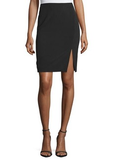 MICHAEL Michael Kors Pencil Skirt W/ Slit