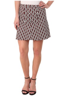 MICHAEL Michael Kors Reyes Caps Mini Skirt