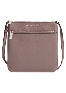 MICHAEL Michael Kors 'Small Riley' Leather Crossbody Bag