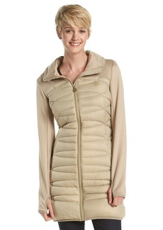 MICHAEL Michael Kors® Three-Quarter Down Coat With Double Collar