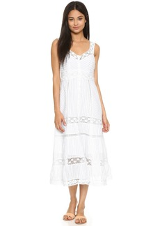Nanette Lepore All Laced Up Dress