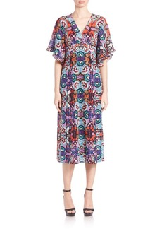 Nanette Lepore Breezy Printed Dress