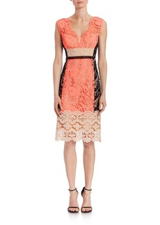 Nanette Lepore Daquiri Lace Dress