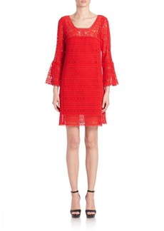 Nanette Lepore Free Spirit Cotton Dress