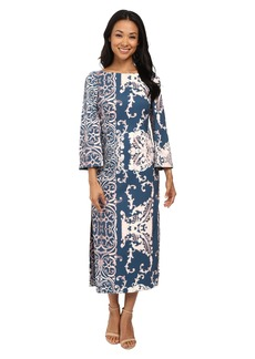 Nanette Lepore Ornate Print Dress