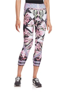 NANETTE LEPORE Printed Active Leggings