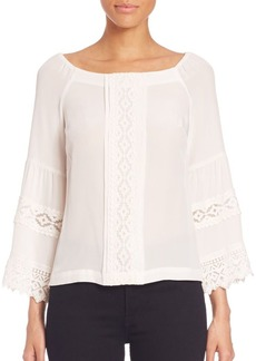 Nanette Lepore Sea Breeze Blouse