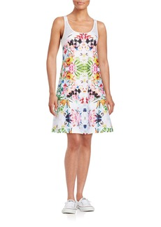 NANETTE LEPORE Sporty Tropical Dress