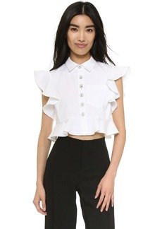 Nanette Lepore Warehouse Blouse