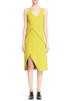 Narciso Rodriguez Sleeveless Crepe Dress