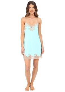 Natori Enchant Lace Trim Chemise