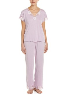 Natori Natori 2pc Pajama Set
