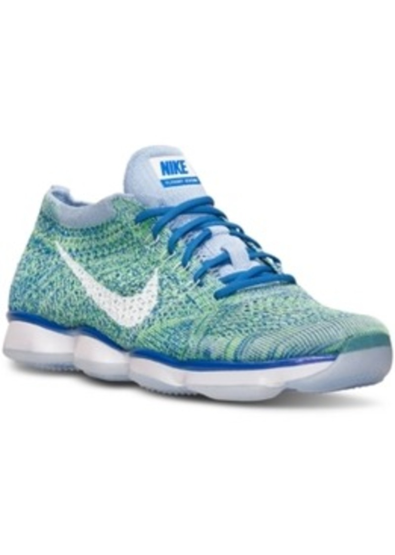 Nike Nike Women's Flyknit Zoom Agility Training Sneakers ...