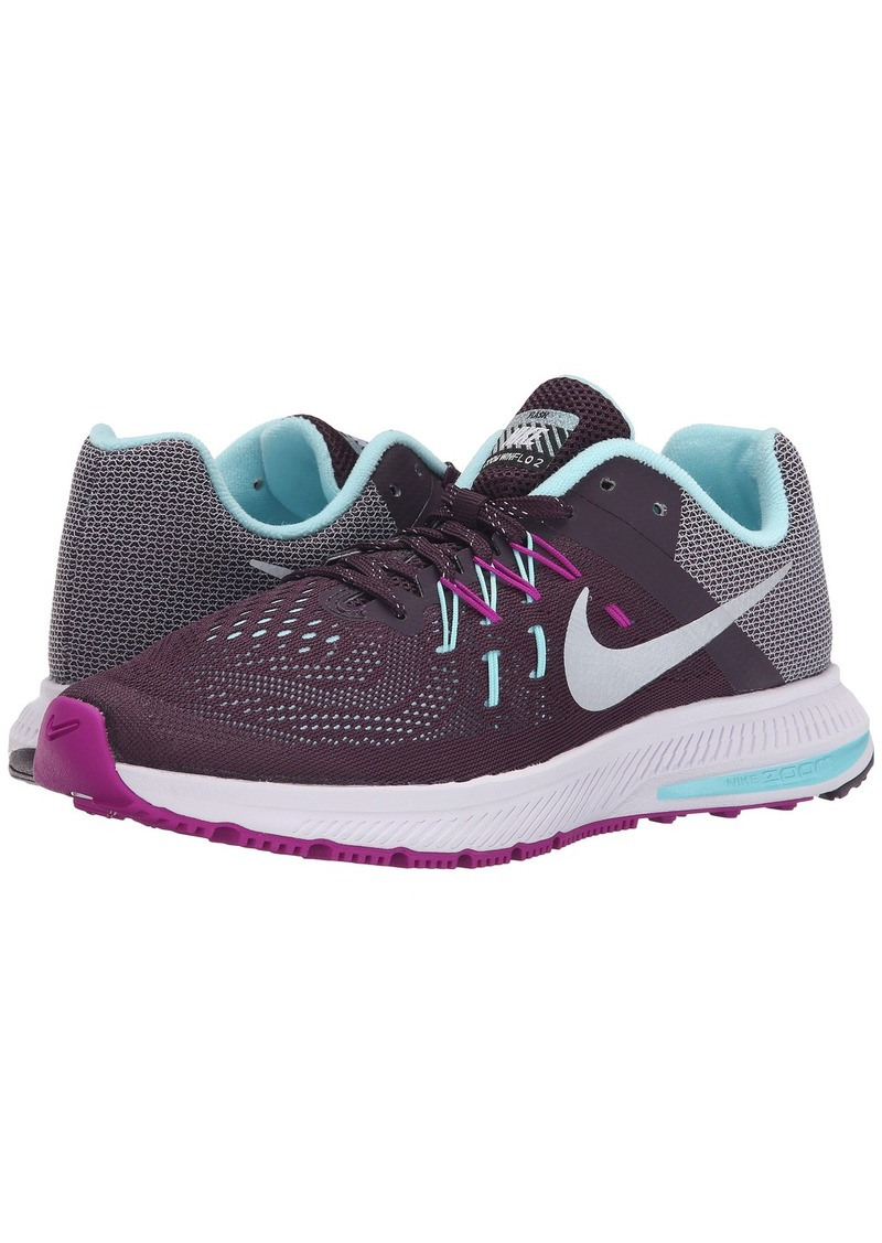 Nike Purple Cheetah Running Shoes