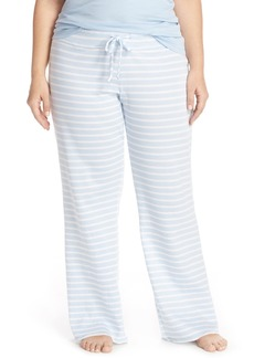 Nordstrom Lingerie 'Lazy Mornings' Lounge Pants (Plus Size)