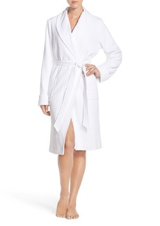 Nordstrom Lingerie Terry Cotton Robe