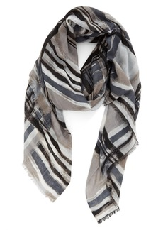 Nordstrom Plaid Scarf
