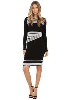 Shoshanna Agatha Sweater Dress