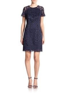Shoshanna Beverly Lace Sheath