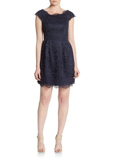 Shoshanna Ceclie Lace Dress