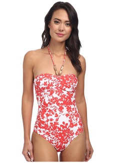 Shoshanna Cinched One-Piece