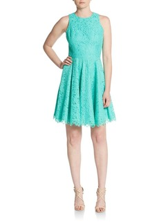 Shoshanna Judith Lace Dress