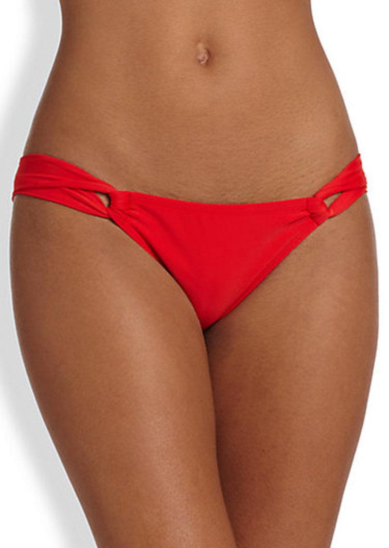 Shoshanna Looped-Sides Bikini Bottom