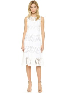 Shoshanna Monica Lace Dress