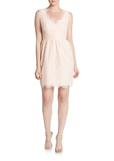 Shoshanna Sierra Lace Dress
