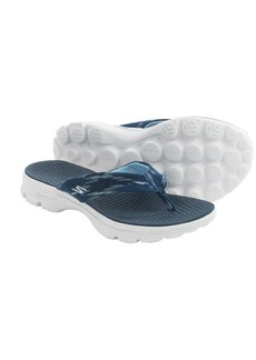 Skechers GOwalk Handcrafted Flip-Flops (For Women)
