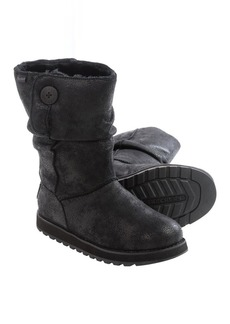 Skechers Keepsakes Leatheresque Slouch Boots (For Women)