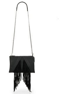 Steve Madden Blenora Fringe Shoulder Bag