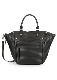 Steve Madden Braven Faux Leather Tote