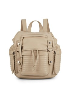 Steve Madden Broller Faux Leather Backpack