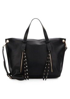 Steve Madden Sable Studded Trim Satchel