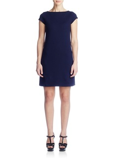 SUSANA MONACO Hana Boatneck Dress