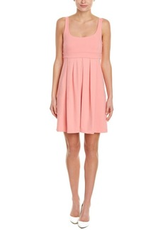 Susana Monaco susana monaco Pleated A-Line Dress