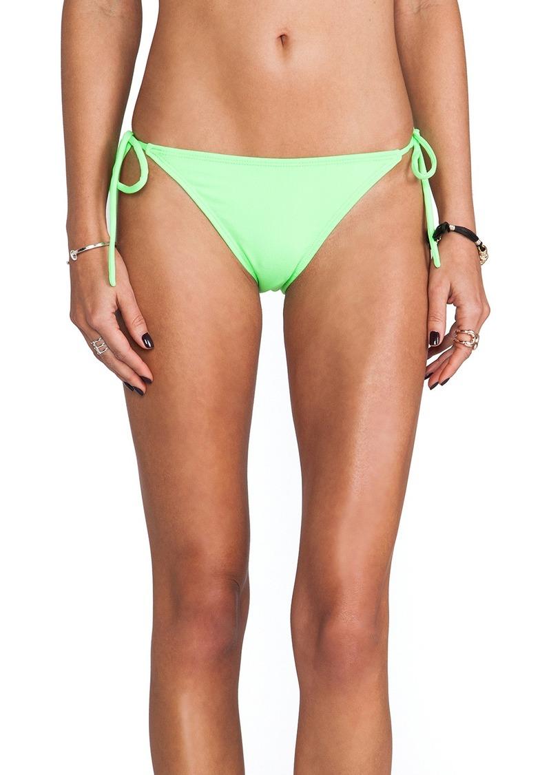 Susana Monaco Tie String Bikini Bottom