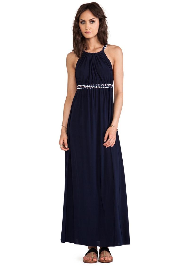 T-Bags LosAngeles Cross Back Maxi Dress