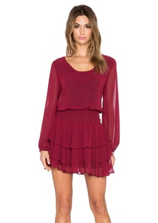 T-Bags LosAngeles Long Sleeve Mini Dress