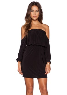 T-Bags LosAngeles Off Shoulder Mini Dress