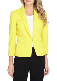 TAHARI ARTHUR S. LEVINE Patch Pocket Kissing Jacket