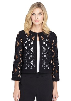 Tahari ASL® Lace Jacket