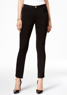 Tahari Asl Stretch Ankle Pants