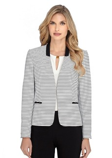 Tahari ASL® Striped Blazer